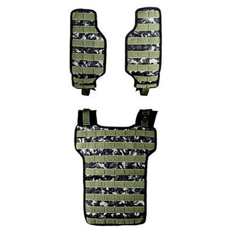 NXe Extraktion Series Flank Light Vest Rig - Digicam