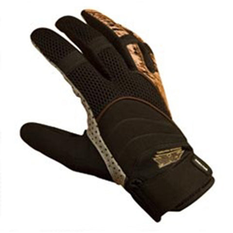 Draxxus DXS Shank Paintball Gloves - Tiger - XL - Draxxus