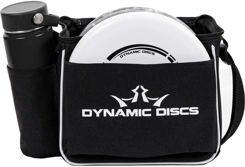 Dynamic Disc Cadet Shoulder Disc Golf Bag - Black - Dynamic Discs