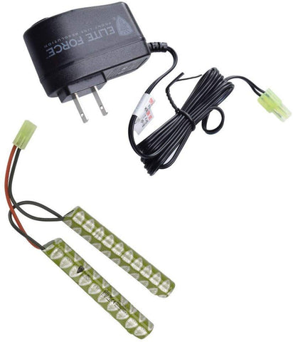 Umarex Elite Force NiMH Airsoft Smart Charger Battery COMBO - Elite Force