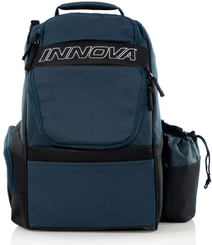 Innova Adventure Disc Golf Backpack - Navy/Black