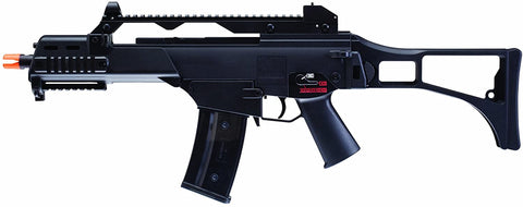 Umarex KWA Full Size LiPo Ready H&K G36C Elite - Black - Elite Force