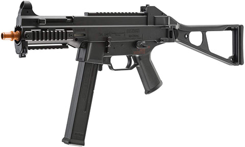 Elite Force H&K UMP .45 Airsoft GBB Gas Blow Back SMG - Black - Elite Force