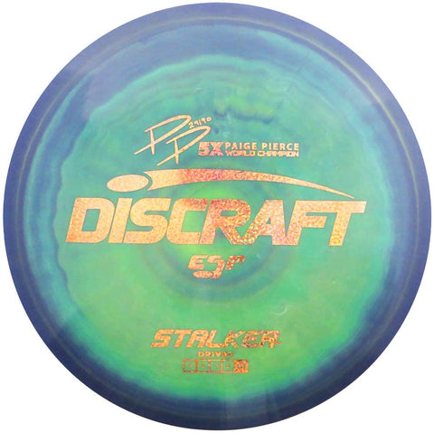 Discraft ESP Stalker Paige Pierce Signature Series Golf Disc - Discraft