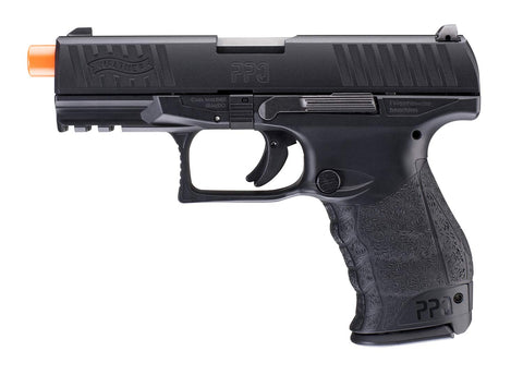 Elite Force Walther PPQ Black GBB Airsoft Pistol - Elite Force