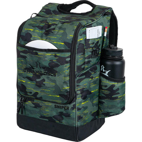 Dynamic Discs Sniper Backpack Disc Golf Bag - Urban Camouflage