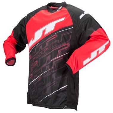 JT Tournament Jersey - Red - 3XL