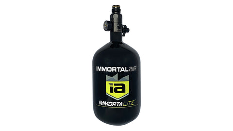 Immortal Air ImmortaLITE 68ci 4500psi Carbon Fiber HPA Tank - Immortal Air