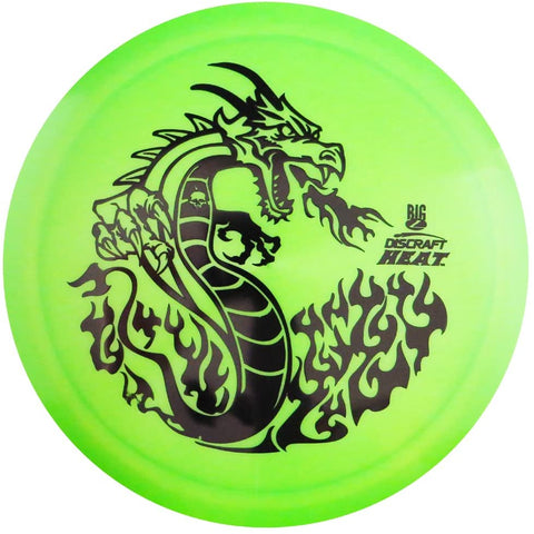 Discraft Big Z Heat Golf Disc