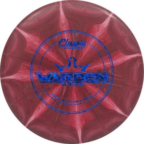Dynamic Discs Classic Blend Burst Warden Disc