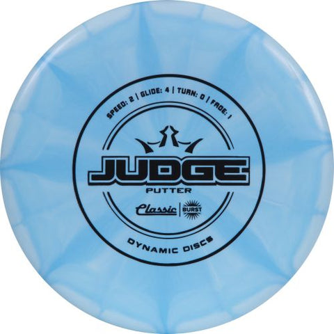 Dynamic Discs Classic Burst Judge Disc - Dynamic Discs