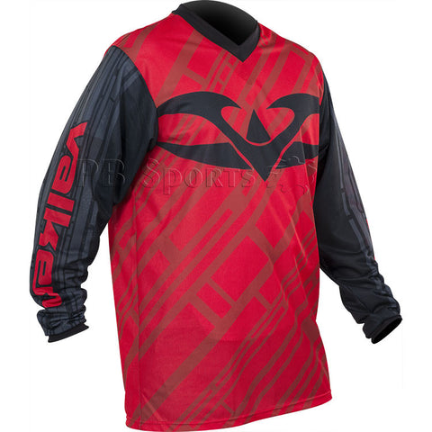 Valken Fate II Jersey - Red