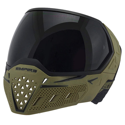 Empire EVS Goggle w/HUD Olive/Black Thermal Clear w/Recon HUD - Empire