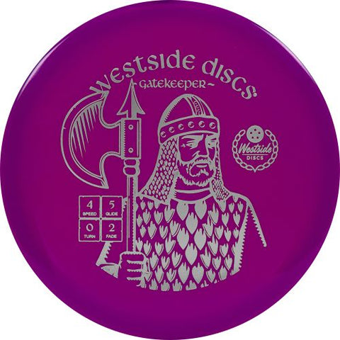 Westside Discs Tournament Gatekeeper LG Stamp  178+ - Dynamic Discs