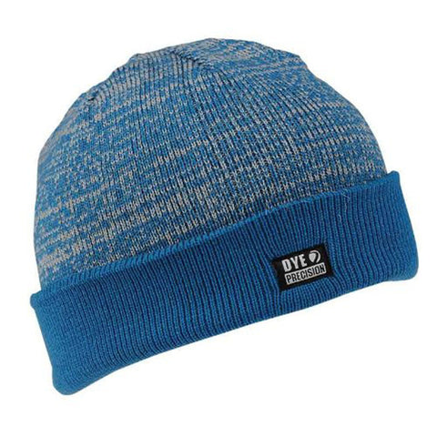 Dye Beanie Shredded - Heather Navy