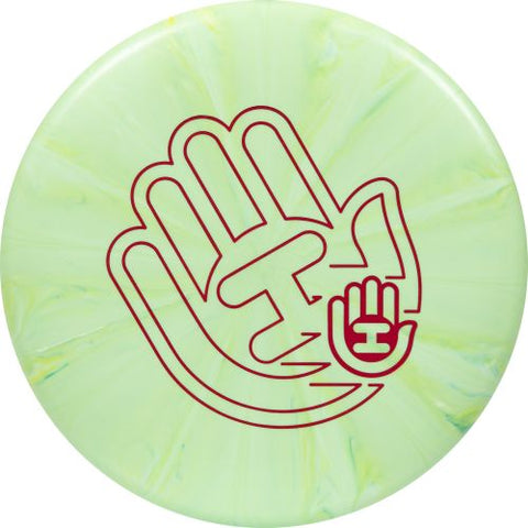 Dynamic Discs Classic Burst Warden Disc - Commuter HSCo Stamp