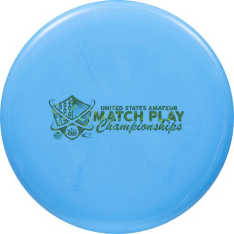 Dynamic Discs Prime Judge Disc - Match Play Stamp