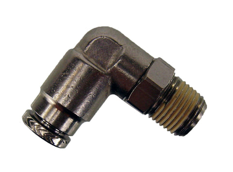 Custom Products 90 Degree Swivel Macro Line Fitting - CP Custom Products