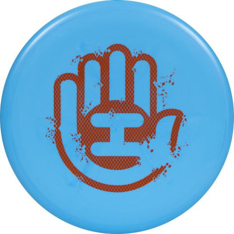 Dynamic Discs Prime Judge Disc - Shattered HSCo Stamp