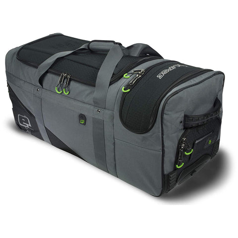 Planet Eclipse GX Classic Rolling Gear Bag - Charcoal