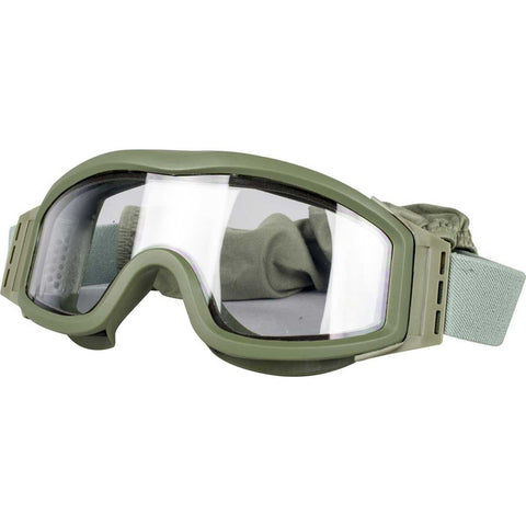 Valken V-TAC Airsoft Tango Goggle with 3 thermal lenses - Olive - Valken Paintball