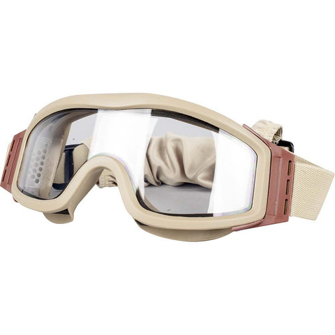 Valken V-TAC Airsoft Tango Goggle with 3 thermal lenses - Tan