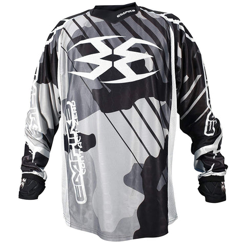 Empire Contact Zero F6 Jersey - Black/White - Large
