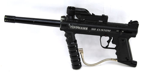 Used Tippmann 98 Custom w/ Expansion Chamber - Tippmann Sports