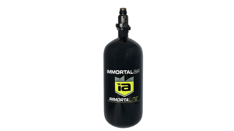 Immortal Air ImmortaLITE 98ci 4500psi Carbon Fiber HPA Tank - Immortal Air