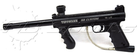 Used Tippmann 98 Custom