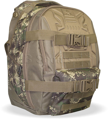 Planet Eclipse HDE Camo Back Pack
