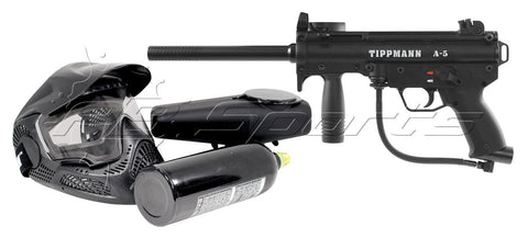 Tippmann A-5 Power Pack - Tippmann Sports
