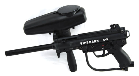Used Tippmann Sports A5 - Black - Tippmann Sports
