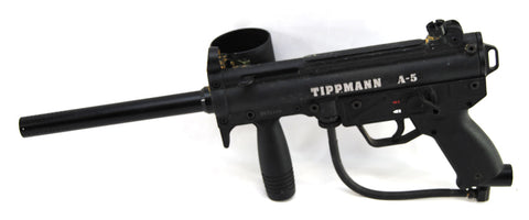 Used Tippmann Sports A5 - Tippmann Sports