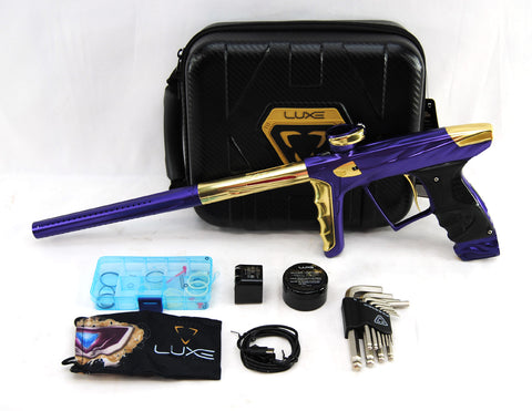 Demo HK Army A51 Luxe X - Dust Purple / Gold - HK Army