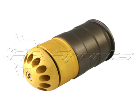 Classic Army A549M-GD Airsoft Grenade 72rd BB Shower - Gold