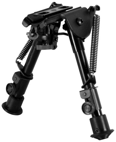 Precision Grade Bipod - Compact - with 3 Adapters - NC Star
