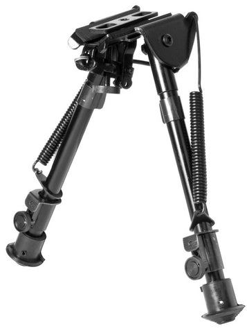Precision Grade Bipod - Full Size - with 3 Adapters - NC Star