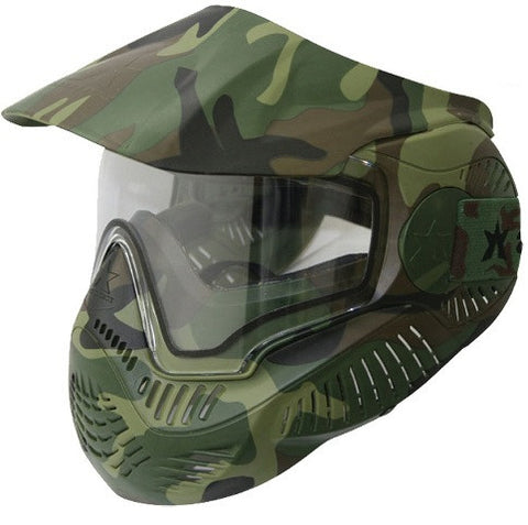 Sly Annex MI-7C Thermal Goggle Woodland Camo