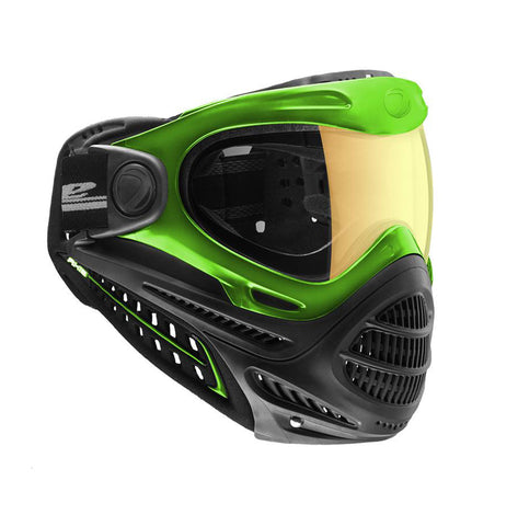 Dye Axis Pro Goggle - Lime Northern Lights - DYE