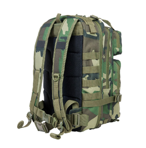NC Star 3 Day Backpack - Woodland - G.I. Sportz