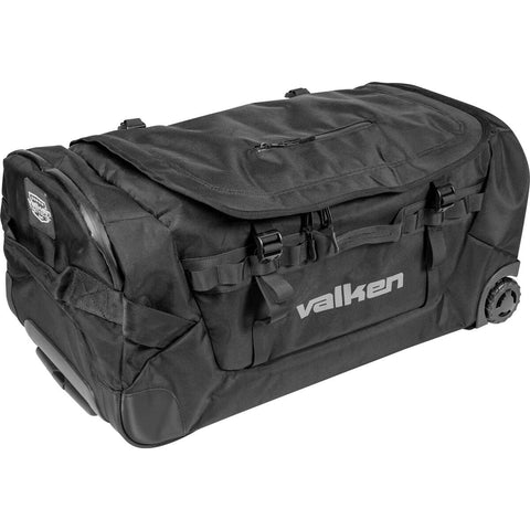 Valken Agility Roller Gear Bag Black - Valken Paintball