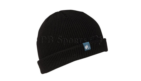 Dye Beanie - Brick Layer Black