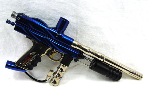 Used WGP Autococker Pump - Blue/Chrome - WGP