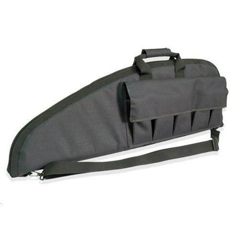 "Scope-ready Gun Case (48""L X 13""H) - Black"