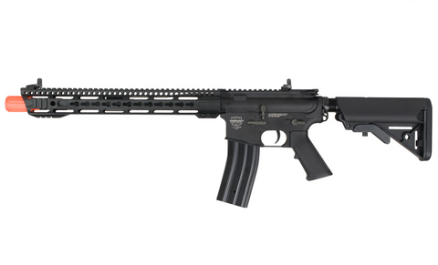 Valken Airsoft Metal Rifle Alloy Series MK III MARK AEG Automatic Electric Black - Valken
