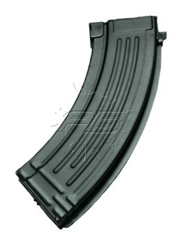 Classic Army CA Airsoft Magazine Metal High Capacity 400 Round for AK AEG Single - Classic Army