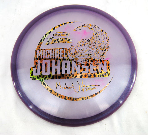 Discraft 2021 Tour Series Z Metallic Michael Johansen Comet Disc