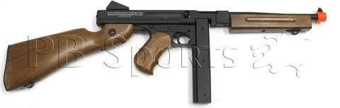 King Arms Thompson Licensed Thompson Military WWII AEG - Classic Army