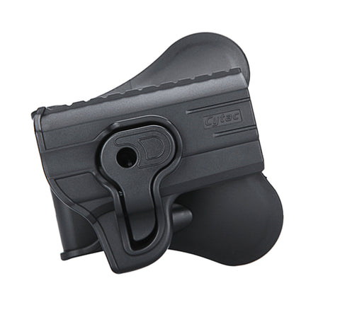 Cytac 1911 Airsoft Holster w/ Belt Attachment - 4 Inch